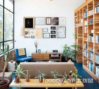 小戶型書房怎么收納,小戶型書房收納技巧大全