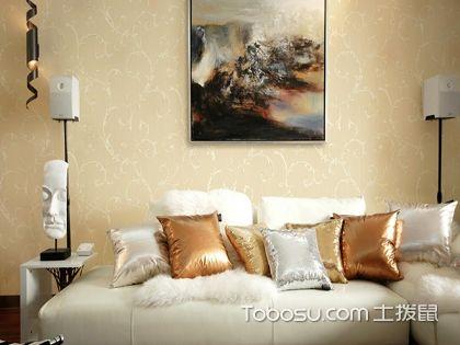 新款客厅背景墙设计,家中最靓丽的风景线