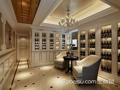 家居酒柜装修装饰设计效果图