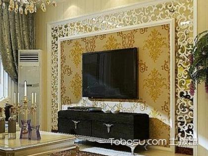 简欧式电视背景墙特点有哪些?电视背景墙装修材料有哪些?