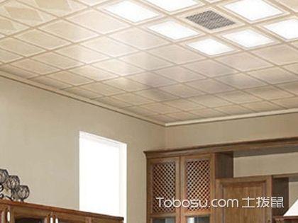 如何选购吊顶板材?UPVC天花吊顶装修板材选购经验知识