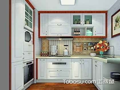 u型橱柜设计图赏析,U型厨房的设计要领