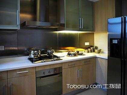 家庭厨房怎么设计好