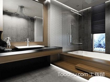 日式风格浴室装修设计要点分析,如何打造日式整体浴室?