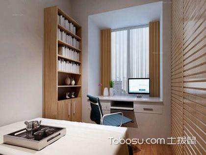 大飘窗如何改成书桌?飘窗改书桌如何装修设计?