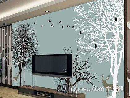 客厅电视墙装修材料,电视背景墙装修材料有哪些?