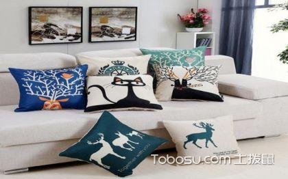 各型号沙发靠垫尺寸,哪种尺寸的沙发靠垫好