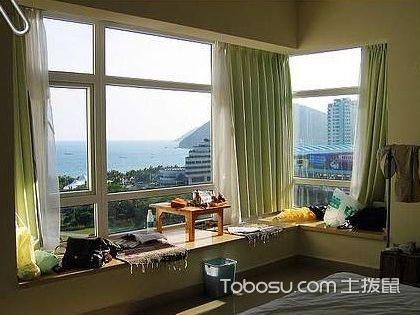 一般家庭外飘窗装修设计的尺寸规格是多少?家庭外飘窗装修设计技巧介绍