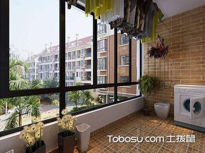 阳台装饰有哪些要点?各种形状样式的阳台如何装饰