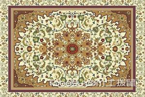 地毯绣图案