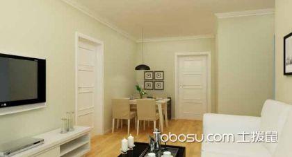 90平米兩室一廳全包8萬裝修清單明細
