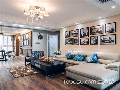 室内现代风格设计原则介绍,现代风格家装功能区特色解析