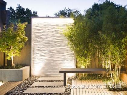 庭院屏风设计,发现生活中的美
