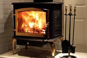 壁爐取暖器