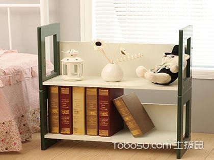 废旧电话diy制作书房书架