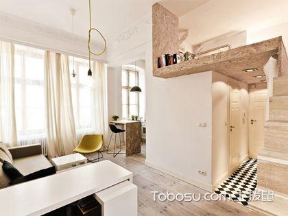 40平米小房子如何装修?怎么装修才能使空间够用?
