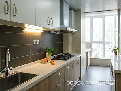 整体厨房装修价格,5、6、7和8平米整体厨房装修价格
