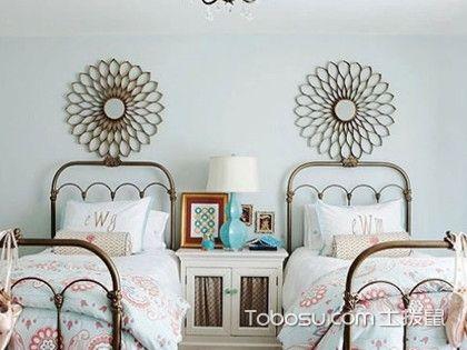 兄妹双人儿童房隔断,让孩子的房间充满温暖的爱