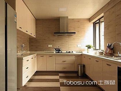 厨房瓷砖用抛光砖好还是抛釉砖好?抛光砖和抛釉砖的区别