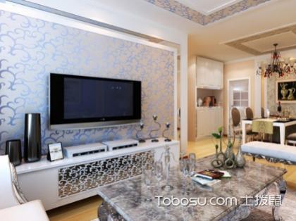 多种多样的客厅壁纸背景墙,创造你的梦幻王国
