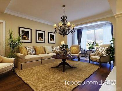 客厅的明财位和暗财位,明财位和暗财位如何设计