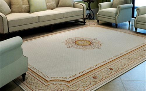【茶几地毯】茶几地毯尺寸_客厅茶几地毯效果图