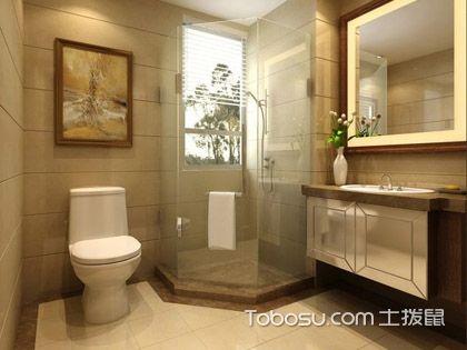 5平方米卫生间装修如何设计?怎样才能做到物尽其用?