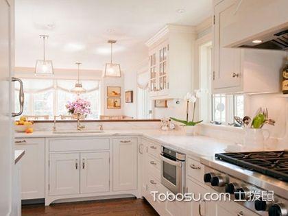 小厨房装修设计有哪些类型?如何做好小厨房的空间布局?