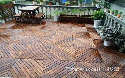 房间地面装修怎么用碳化木地板