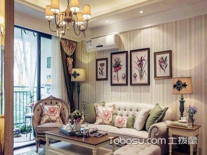 美式风格窗帘搭配图片,让加州阳光照耀我家