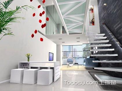 挑高小户型装修相关技巧介绍,打造时尚现代感的精致家居