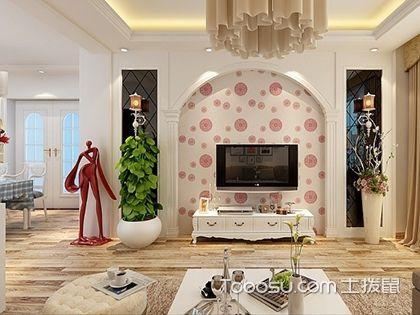 室内装修电视墙怎么设计?