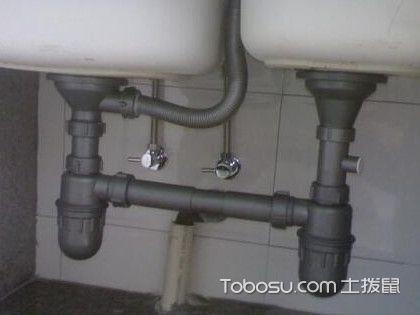 厨房下水道安装图,让您的厨房更加洁净