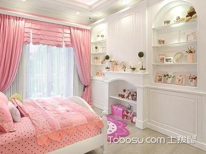 小户型儿童房间装修要点,小户型儿童房如何装修