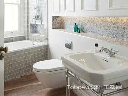 超小卫生间怎样装修设计?小卫生间设计技巧介绍