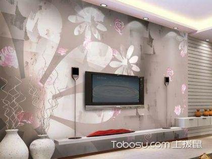 客厅背景墙壁纸,想不到的好看设计都在这里