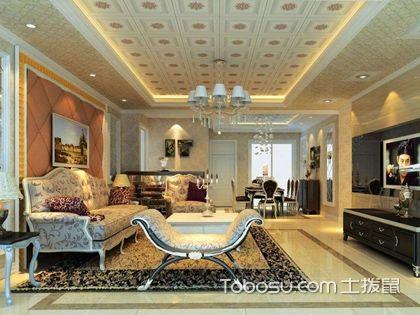 客厅集成吊顶多少钱一米,客厅集成吊顶安装要注意哪些