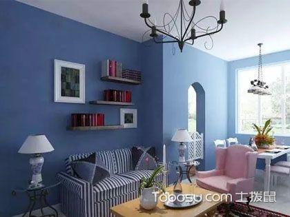 家居色彩如何搭配?不同裝修色彩的物理效益