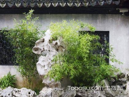 中式庭院景观,小院曲径通我家