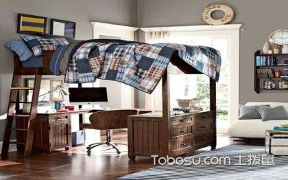 学生书桌床一体设计的优缺点