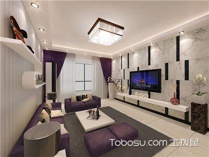 125平方四室两厅两卫,室内的装修风格有哪些?