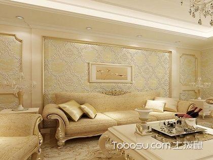 欧式背景壁纸欣赏,电视背景墙壁纸选择方法