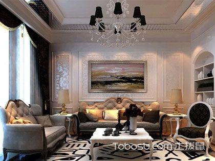 新古典风格是什么样的?新古典客厅如何装修?