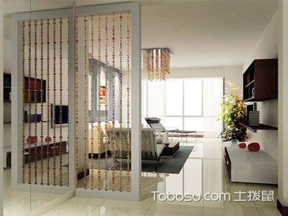 小户型客厅隔断怎么设计?客厅装修隔断装饰技巧总结