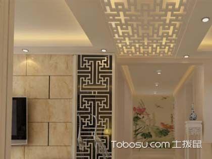 走廊装修知识篇:走廊装修时吊顶如何设计比较好?
