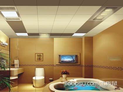 卫浴间吊顶装修知识:流程及注意事项有哪些?