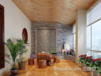家庭阳台装修设计,五项家庭阳台装修设计建议