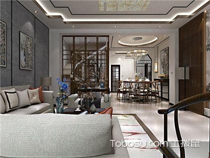 新中式风格设计说明:新中式风格设计理念以及装修注意事项