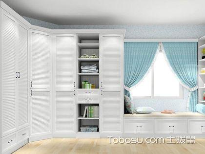 现代衣柜颜色效果图,衣柜的颜色搭配设计技巧
