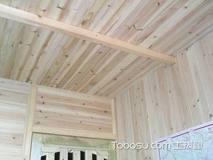 杉木材质做吊顶怎么样?环保健康的杉木吊顶装修知识